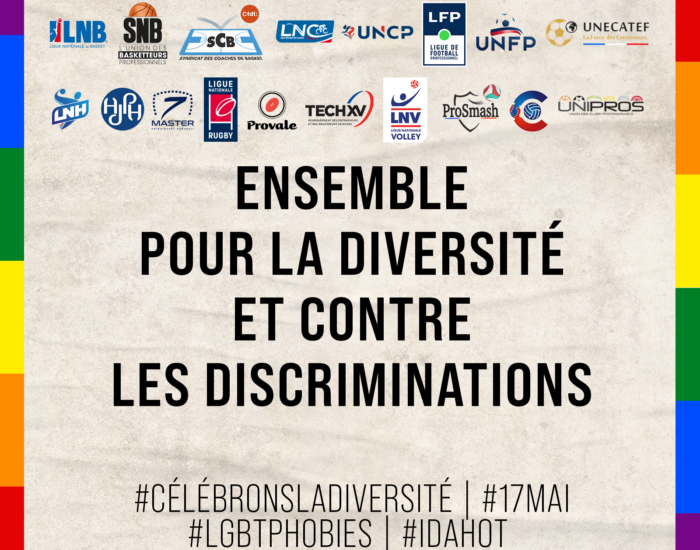 UNIPROS s'engage dans la lutte contre les discriminations
